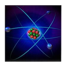 Atomic structure Tile Coaster