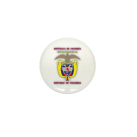Colombia products v1 Mini Button