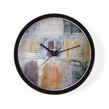 The Portend Wall Clock