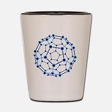 Buckminsterfullerene Shot Glass