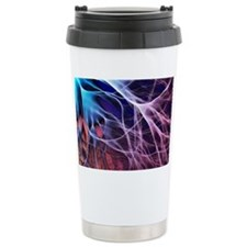 Electron flow Travel Mug