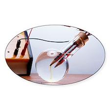 Electrolysis Decal