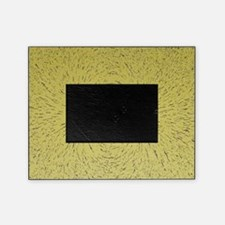 Magnetic field of a bar magnet Picture Frame