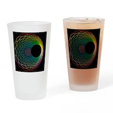 Carbon nanotube Drinking Glass