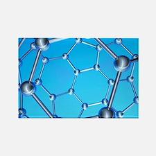 Buckminsterfullerene Rectangle Magnet