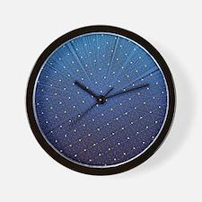 Molecular model Wall Clock
