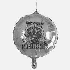 Excellent Raccoon Balloon