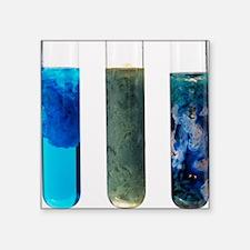 """Hydroxide precipitates Square Sticker 3"""" x 3"""""""