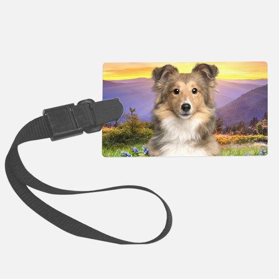 meadow(laptop) Luggage Tag
