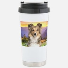 meadow(laptop) Stainless Steel Travel Mug