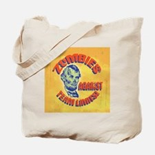 lincoln-zombie-BUT Tote Bag