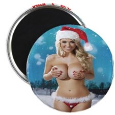 Wishing You A Merry Christmas Magnet