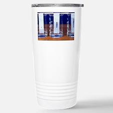 Paper chromatography Stainless Steel Travel Mug