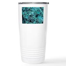 Gypsum crystals, SEM Travel Mug