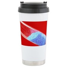 Hydrated copper sulphat Travel Mug