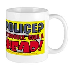 """COP BUFF SHOP"" Mug"