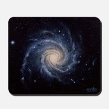 Spiral galaxy M74 Mousepad