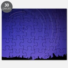 Star trails Puzzle