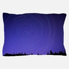 Star trails Pillow Case