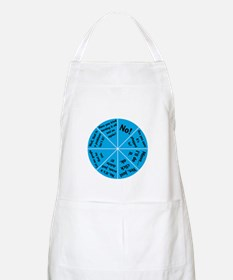 IT Wheel of Answers. Apron