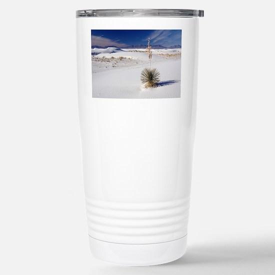 Soaptree yucca (Yucca e Stainless Steel Travel Mug