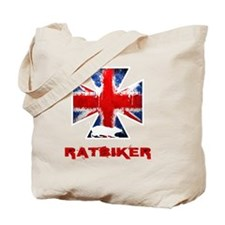English Ratbiker Tote Bag