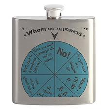 IT Wheel of Answers Flask