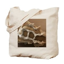 Snapdragon seed, SEM Tote Bag