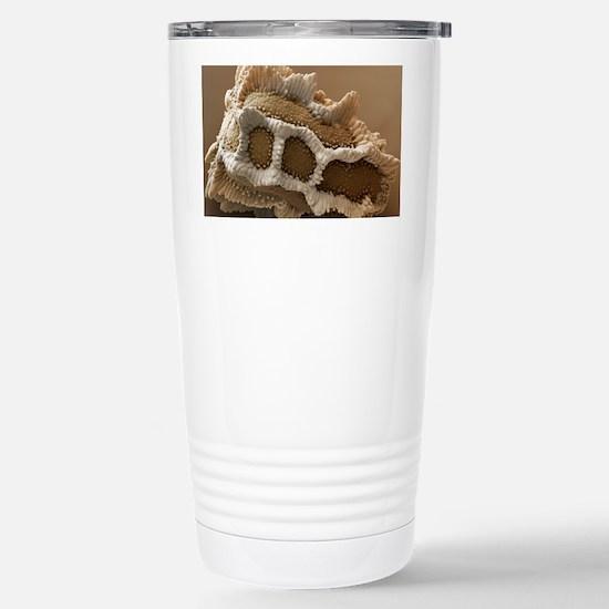 Snapdragon seed, SEM Stainless Steel Travel Mug