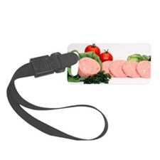 SPAM luncheon meat Luggage Tag