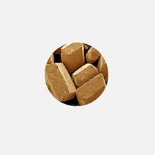Sugar crystals Mini Button