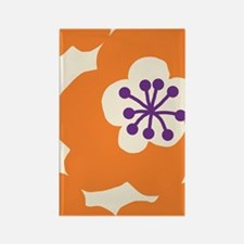 MariMek_Orange_Large Rectangle Magnet