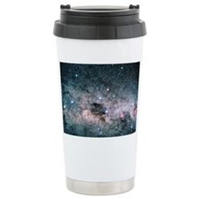 Starfield centred on th Travel Mug