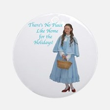 Dorothy Holiday Ornament (Round)