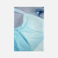 Surgical mask Rectangle Magnet