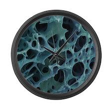 Spongy bone, SEM Large Wall Clock