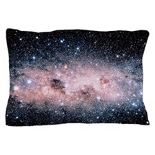 Starfield centred on the Southern Cros Pillow Case