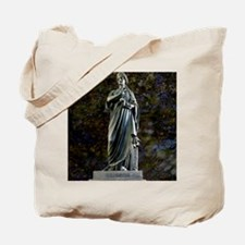 Statue of Science Tote Bag