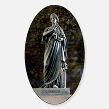 Statue of Science Decal
