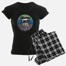 Mayan Armageddon Pajamas
