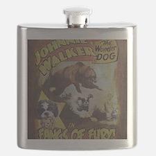 Fangs of Fury Flask
