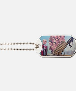 Framed Print: Leveson Inquiry Dog Tags