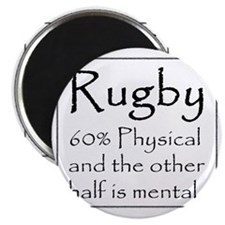 Rugby: 60% Physical Magnet