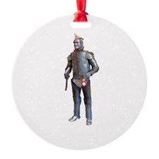 Unique Tin man Ornament