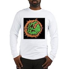 T-lymphocyte, TEM Long Sleeve T-Shirt