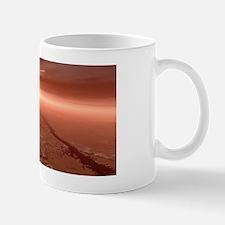 Surface of Titan Mug