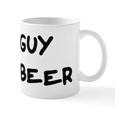 guys love beer Mug
