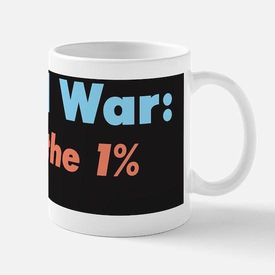 End War Draft 1% :FenderFlash Mug