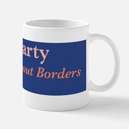 Tea Party Crackers w:o Borders :FenderF Mug