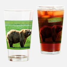 MP_Bear_4 Drinking Glass
